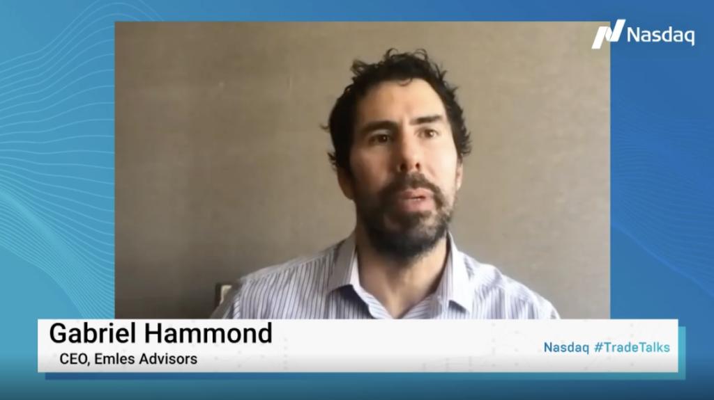 Gabriel Hammond on Nasdaq TradeTalks