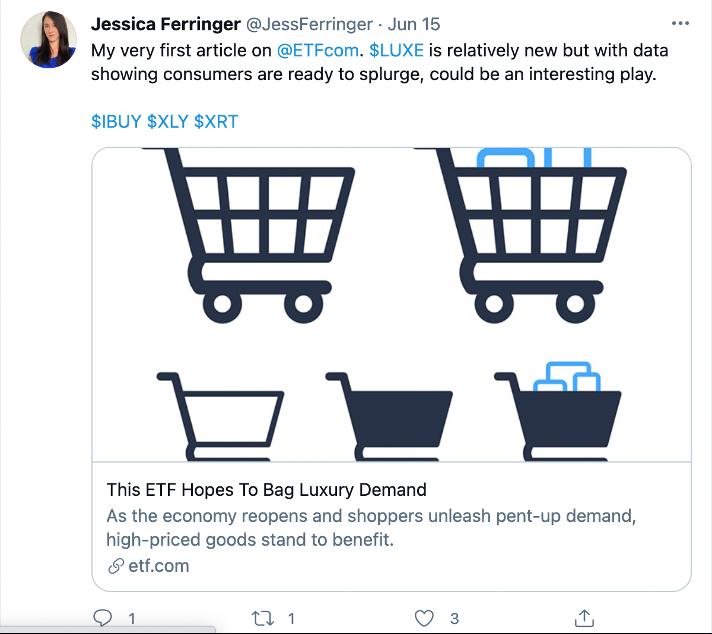 Jessica Ferringer tweet